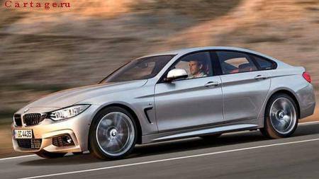 Новинка от BMW - BMW 4er Gran Coupe