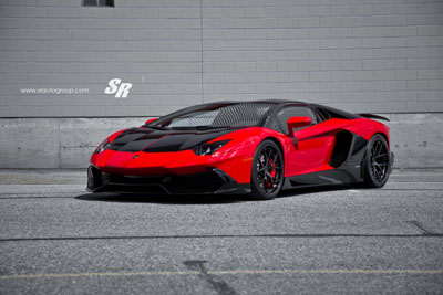 Lamborghini Aventador от SR Auto Group